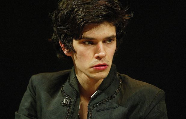 Ben Whishaw 'Hamlet' play at The Old Vic Theatre - Ben Whishaw (Hamlet) 26 Jan 2005