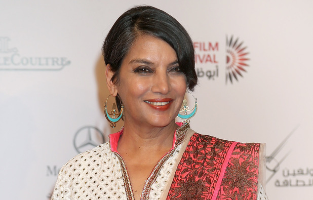 Shabana Azmi attends day one of the Abu Dhabi Film Festival 2012