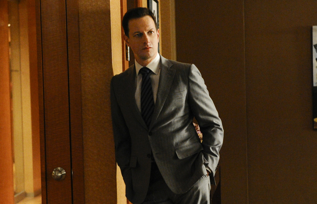 Josh Charles as Will Gardner in The Good Wife