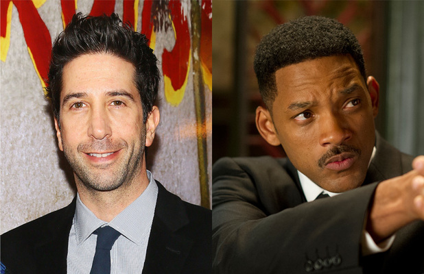 David Schwimmer - Men in Black (Will Smith)