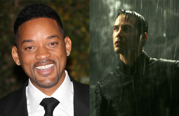 Will Smith - The Matrix (Keanu Reeves)