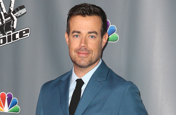 Carson Daly arrives at the 'The Voice' Season 5 Top 12 Event at Universal Studios Hollywood