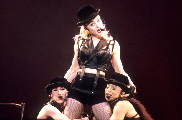 Madonna's Blond Ambition World Tour - November 6, 1990