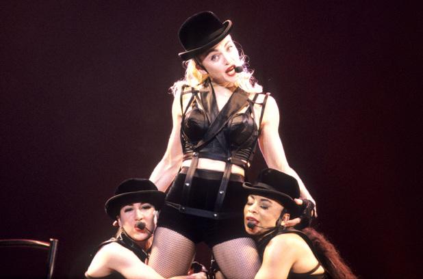 Madonna's Blond Ambition World Tour - November 6, 1990