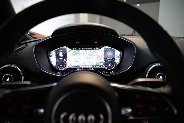 Audi TT tech