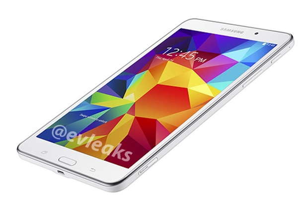 Samsung's mid-range Galaxy Tab 4 7.0