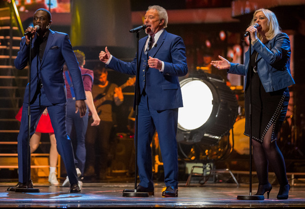 The Voice: Bizzi Dixon, Sir Tom Jones, Sally Barker