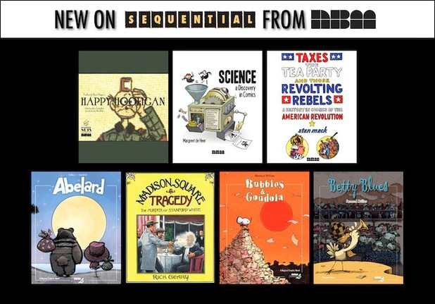 Sequential's new NBM titles