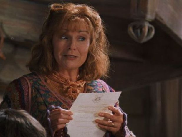Molly Weasley, Harry Potter