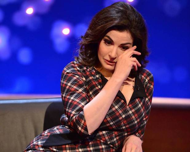 Nigella on the Michael McIntyre Chat Show