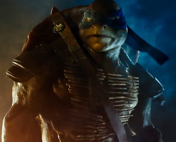 'Teenage Mutant Ninja Turtles' on-screen evolution - in pictures