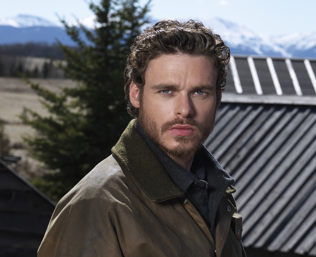 Richard Madden in 'Klondike'