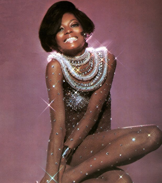 UNSPECIFIED - JANUARY 01: (AUSTRALIA OUT) Photo of Diana ROSS; posed, studio (Photo by GAB Archive/Redferns)