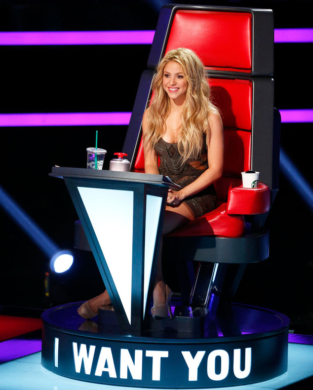 The Voice (US) Shakira