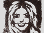 See Holly Willoughby in coffee beans