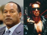 OJ Simpson - Terminator (Arnie)