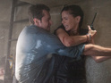 Richard Armitage and Sarah Wayne Callies star in the new thriller.