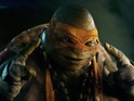 Teenage Mutant Ninja Turtles and Transformers previewed at awards show.