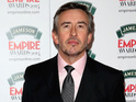Steve Coogan takes lead role in Happyish following Philip Seymour Hoffman death.