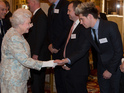 Find out which Irish celebrities met Her Majesty at Buckingham Palace yesterday.