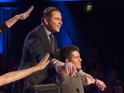 Fellow Britain's Got Talent judges Amanda Holden and Alesha Dixon want to star.