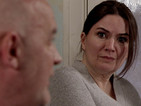 Coronation Street was ahead in the midweek soap ratings.
