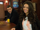 Coronation Street was Monday's most-watched soap.