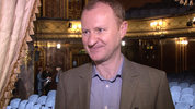 Mark Gatiss, Hayely Atwell on Olivier Awards, new talent and Shakespeare
