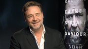 Russell Crowe, Ray Winstone, Jennifer Connelly Noah interview
