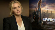 Kate Winslet talks playing her first ever Hollywood villain and taking inspiration from Bill Gates to play Divergent's Jeanine Matthews.