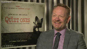 The Quiet Ones star Jared Harris discusses his exit from Mad Men and how he was just getting to know Lane Pryce.