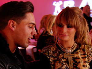 Chloe Simms, Mario Falcone TOWIE series 11