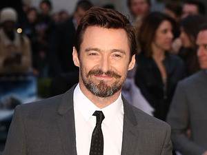 Hugh Jackman at the UK Premiere of Noah at Odeon Leicester Square