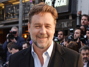 Russell Crowe at the UK Premiere of Noah at Odeon Leicester Square
