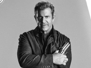 Expendables 3: Mel Gibson as Conrad Stonebacks