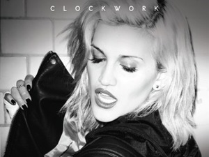 Ashley Roberts 'Clockwork' artwork