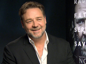 Russell Crowe 'Noah' interview for Digital Spy