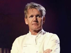 Gordon Ramsey on Hell's Kitchen