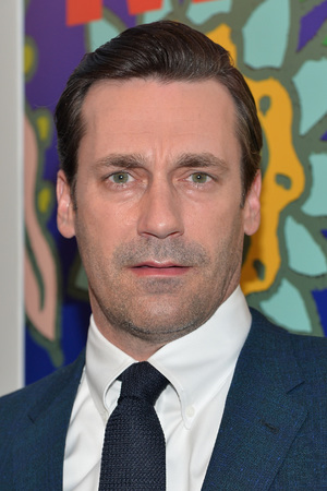Caption:HOLLYWOOD, CA - APRIL 02: Jon Hamm attends the AMC celebration of the 'Mad Men' season 7 premiere at ArcLight Cinemas on April 2, 2014 in Hollywood, California. (Photo by Alberto E. Rodriguez/Getty Images)