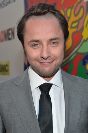 Caption:HOLLYWOOD, CA - APRIL 02:Vincent Kartheiser attends the AMC celebration of the 'Mad Men' season 7 premiere at ArcLight Cinemas on April 2, 2014 in Hollywood, California. (Photo by Alberto E. Rodriguez/Getty Images)