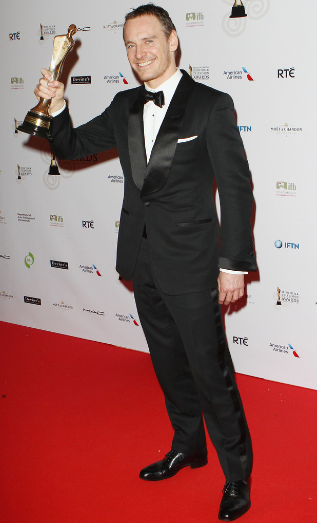 Irish Film And Television Awards: Michael Fassbender