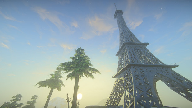 Landmark screenshot