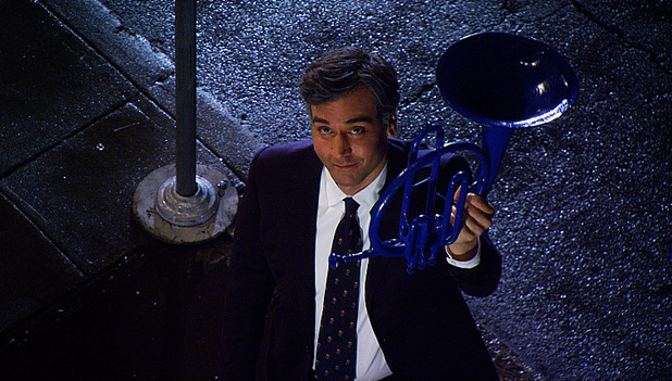 Josh Radnor as Ted in the How I Met Your Mother season finale: 'Last Forever Parts One and Two'