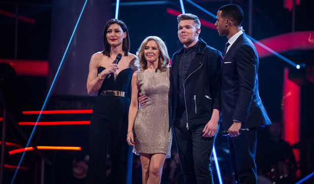 Jamie Johnson is eliminated from The Voice 2014