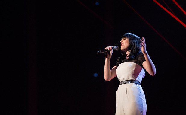 The Voice finalist Christina Marie sings 'The Power of Love' by Frankie Goes to Hollywood