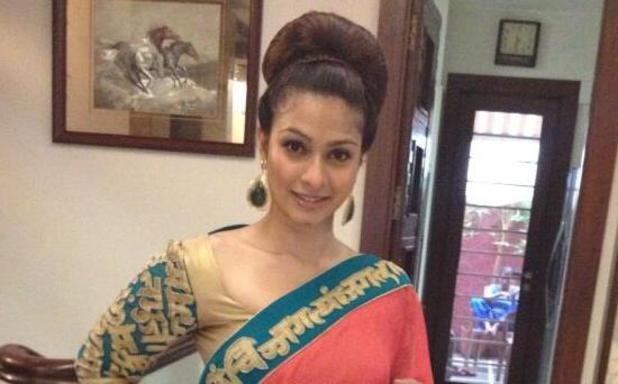 Tanishaa Mukerji twitter picture