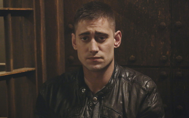 Michael Socha in Once Upon A Time in Wonderland