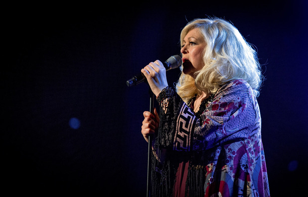 The Voice finalist Sally Barker sings 'From Both Sides Now' by Joni Mitchell