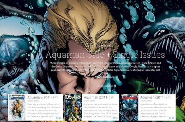 DC Comics on Google Play