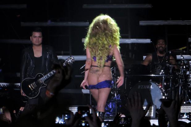 Lady Gaga, Roseland Ballroom 2014